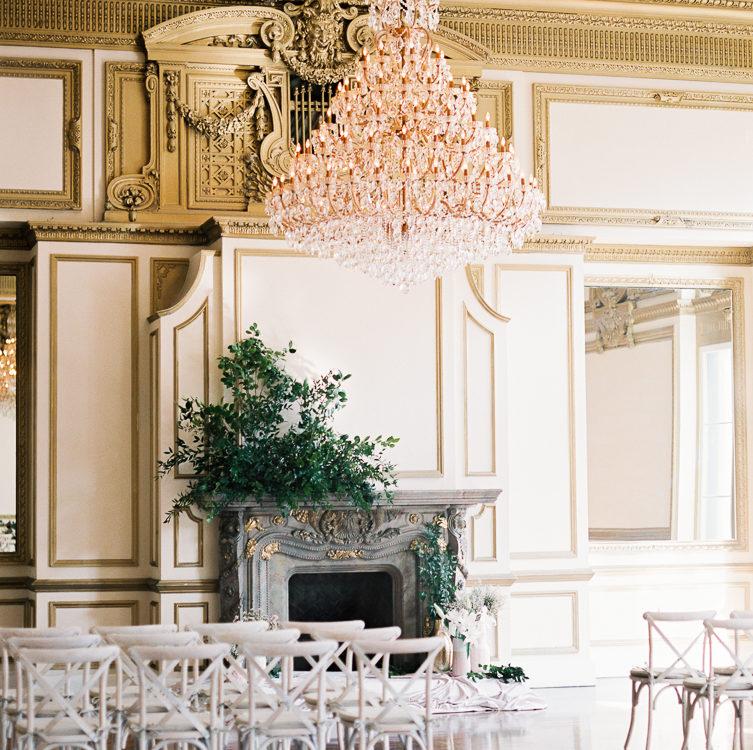 Hotel Alexandria Wedding Editorial