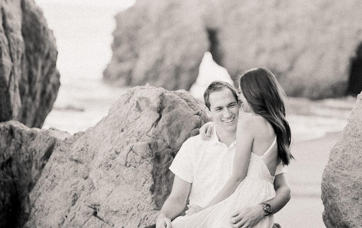 Malibu Engagement | Natalie + Doug