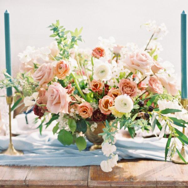 Oceanfront Wedding Inspiration