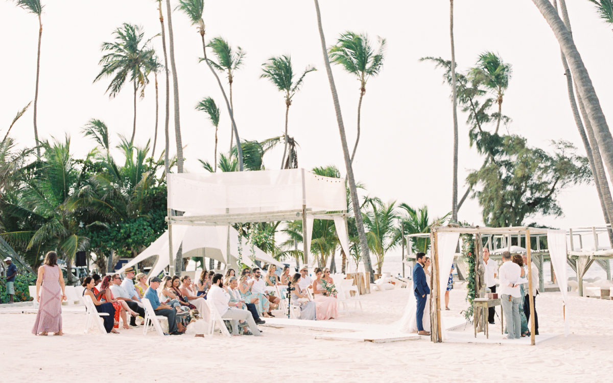 Punta Cana Destination Wedding | Karol + Thomas