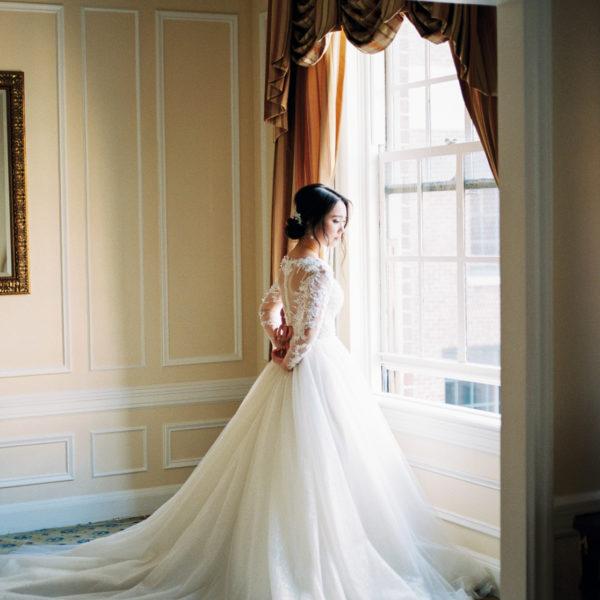 Millennium Biltmore Hotel Wedding | Helen + Ray