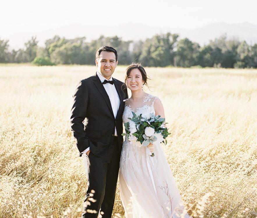 Santa Barbara City Hall Wedding   Steffi + Jack