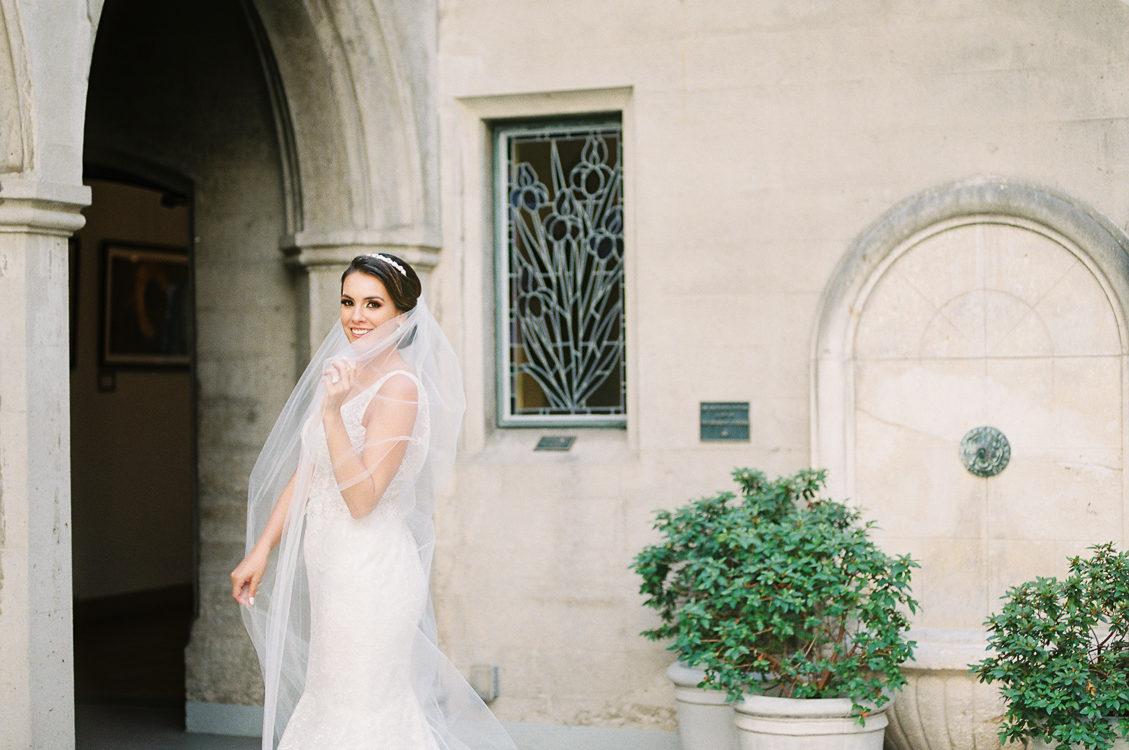 First Congregation Church Los Angeles Wedding | Leticia + Marwan