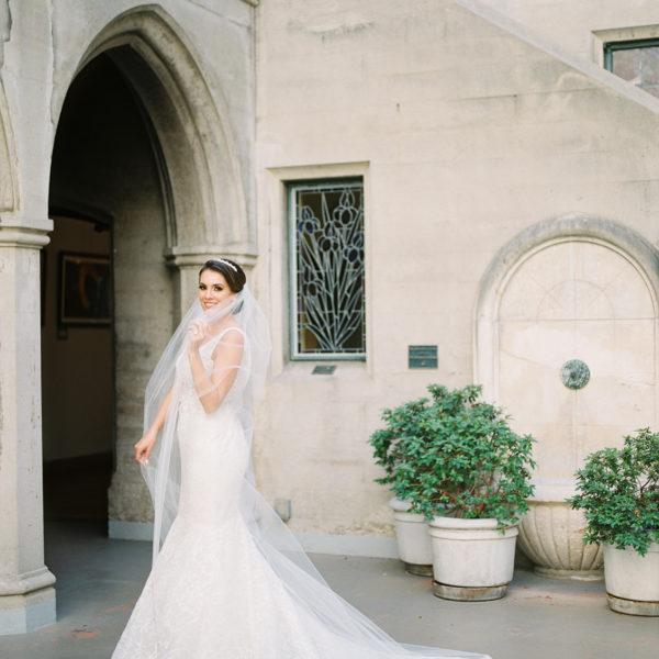 First Congregation Church Los Angeles Wedding   Leticia + Marwan