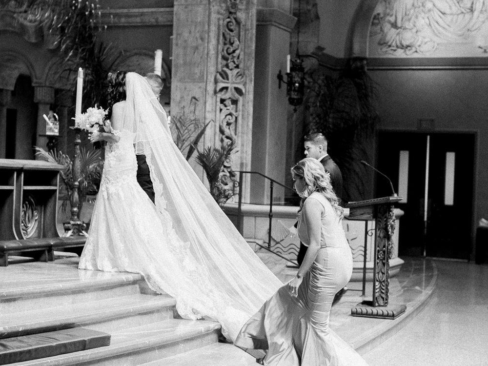 Langham Pasadena Hotel Wedding | Stephanie + Tony